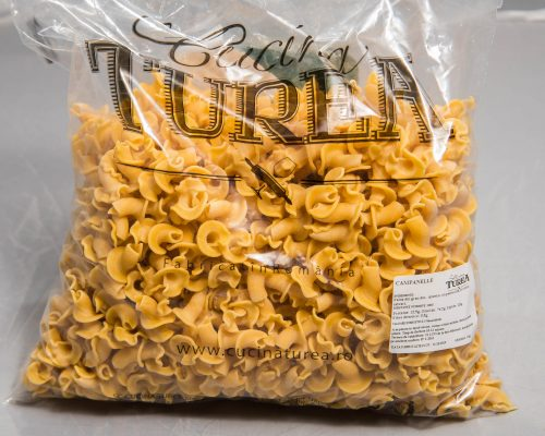 Campanelle uscate
