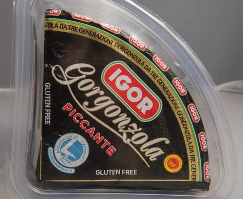 Gorgonzola DOP picantă