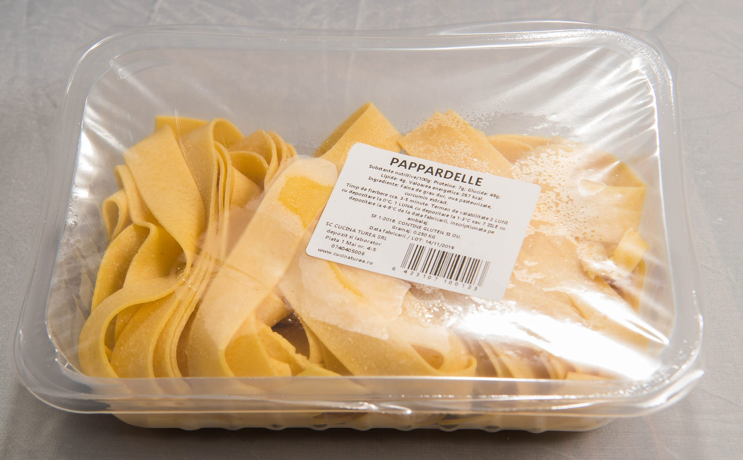 Pappardelle Fresh