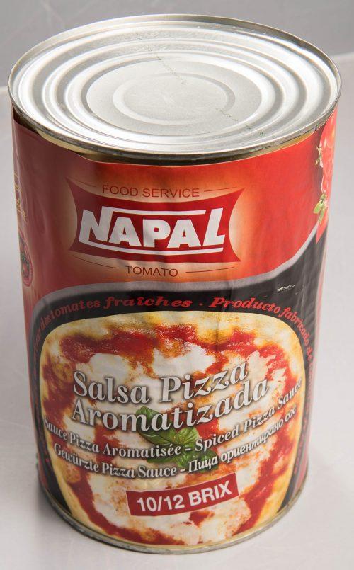 Sos Pizza Aromatizat Napal