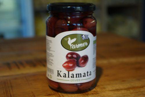 Măsline Naturale Kalamata